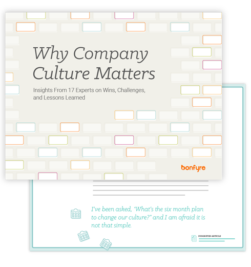Preview of the Why Company Culture Matters Interview Book